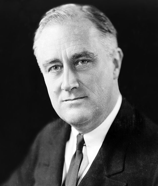 """""""The only thing we have to fear is fear itself."""" – FDR """"So fucking true."""" – Me"""